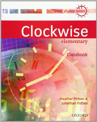 Clockwise: Elementary: Classbook