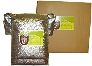 2X 66 lbs boxes (132 lbs total) BOLIVIA OVIDIO PACO ORGANIC GREEN COFFEE