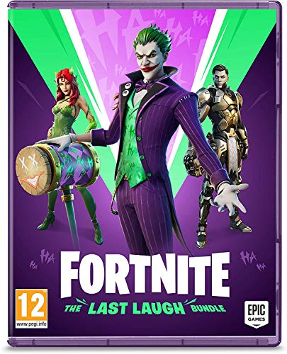 Fortnite Letzter-Lacher-Paket (Playstation 4) [AT-PEGI]
