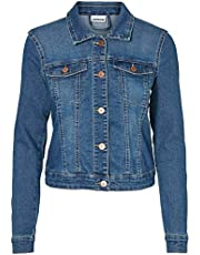 NAME IT Nmdebra LS Denim Jacket Noos Chaqueta para Mujer