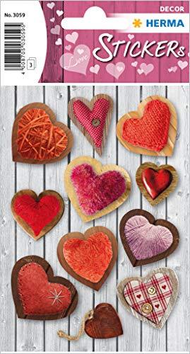 HERMA 3059 Love Liebe Sticker