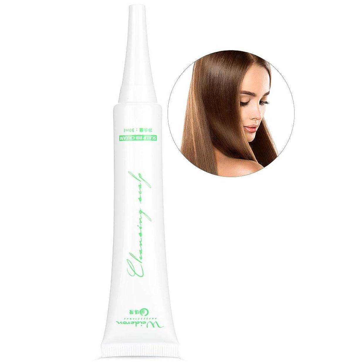 アーク性交直接頭皮プロテクティブクリーム、ヘア保護アイソレーショングルー 髪を染めてパーマをかけて刺激を防ぐ ヘア保護液 高品質 30ML