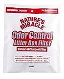 Natures Miracle - Filtro universal para control de olores (12 unidades)