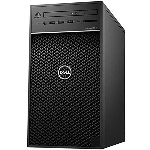 Dell Precision 3640 Mini Tower, Intel Core i5-10500, 8GB RAM, 256GB SSD+1TB SATA, 5GB NVIDIA Quadro P2200, DVD-RW, Dell 3 YR WTY + EuroPC Warranty Assist, (Renewed)