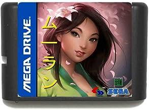 The Crowd Tradensen Mulan Carte de Jeu 16 Bits pour Sega Mega Drive pour Genesis Jap Label
