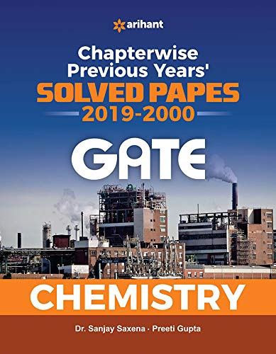GATE Chemistry Chapterwise Solved Papers