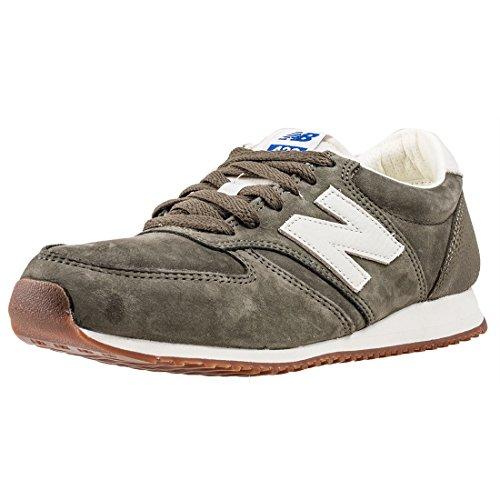 New Balance Herren U420-LOM-D Sneaker, Grün, 44 EU
