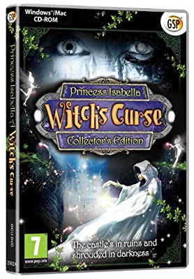 Witch's Curse: Collector's Edition (PC/Mac CD)