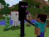 Clip: Fidget Spinner at the Minecraft Monster School