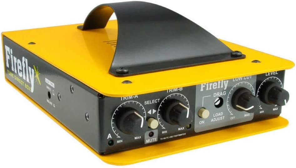 Radial Engineering Indianapolis Mall Firefly Large-scale sale Tube DI front input dual class-A w