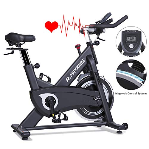 MaxKare Magnetic Spin Bike