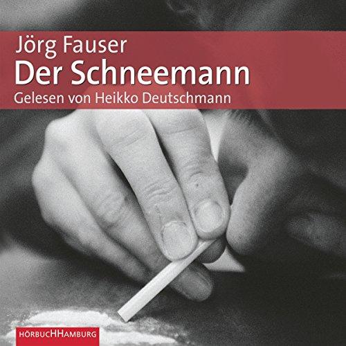 Der Schneemann audiobook cover art