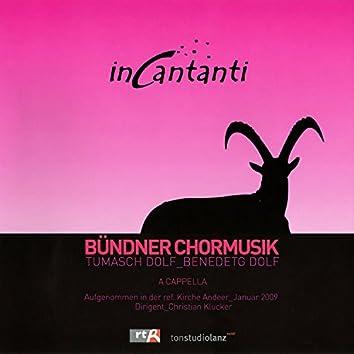 Bündner Chormusik a cappella