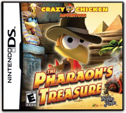 Crazy Chicken: Pharaoh's Treasure / Game