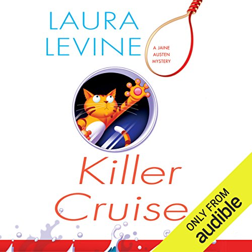 Killer Cruise audiobook cover art