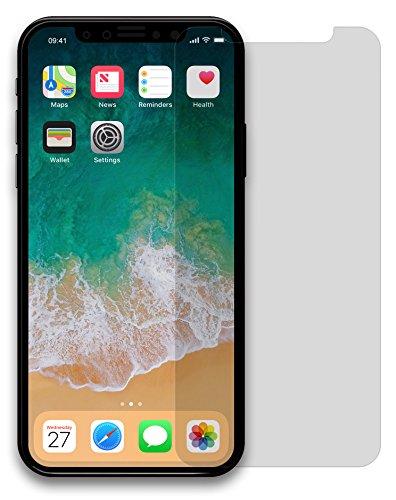 MyGadget Blickschutz Panzerglas Folie für Apple iPhone XS/X / 11 Pro - Anti Spy Full Screen 9H Panzerglasfolie Protector - Sichtschutz Filter Privacy Schutzfolie