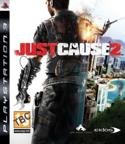 Just Cause 2 PS-3 UK