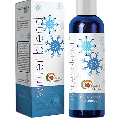 Maple Holistics Winter Blend Limited Edition Shampoo