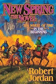 New Spring  The Novel  Wheel of Time 15