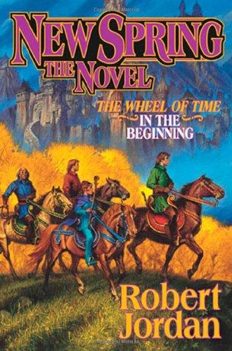 New Spring: The Novel: 15