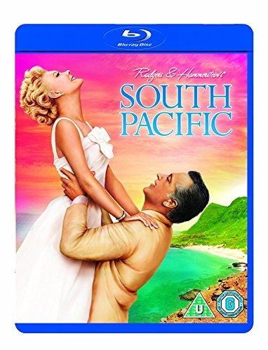 South Pacific [Blu-ray] [UK Import]