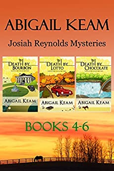 Josiah Reynolds Mystery Box Set 2: Death By Bourbon, Death By Lotto, Death By Chocolate (Josiah Reynolds Mysteries Boxset) by [Abigail Keam]