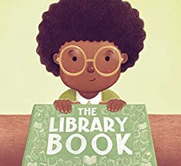 The Library Book by [Tom Chapin, Michael Mark, Chuck Groenink]