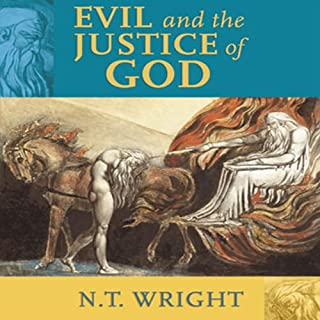 Evil and the Justice of God audiobook cover art