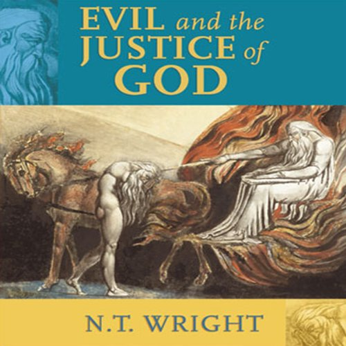 Evil and the Justice of God Titelbild