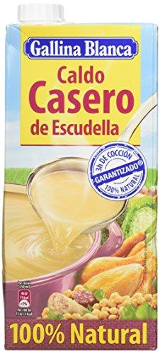 Gallina Blanca Caldo Casero De Escudella 100% Natural - 1 Unidad
