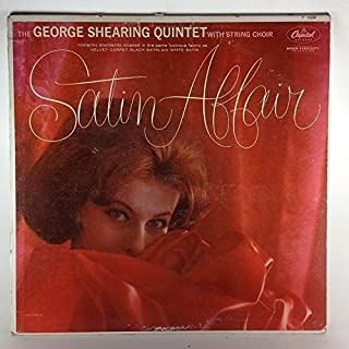 George Shearing: Satin Affair [Vinyl LP] [Stereo]