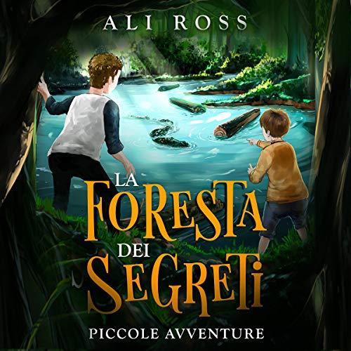 La foresta dei segreti copertina