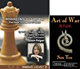 2 item bundle: Winning Chess the Easy Way with Susan Polgar Vol 1: The Basic Principles of Chess bundled with ChessCentral's Art of War DVD Increase your understanding of chess, and Susan is guaranteed to improve your chess game Susan will show you h...