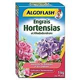 Algoflash horto1Fertilizzanti Ortensie e rododendri, Multicolore, 1kg