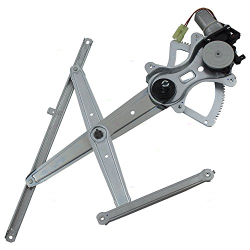 Drivers Front Power Window Lift Regulator with Motor Assembly Replacement for Toyota SUV 69802-42050