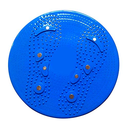 LKHF Waist Twisting Disc Balance Board Fitness Equipment for Home Body Aerobic Exercise Wobble Rotating Sports Magnetic Massage Plate