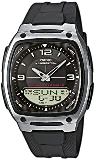Casio Watch for Men - Digital Resin Band - AW81-1A1VDF