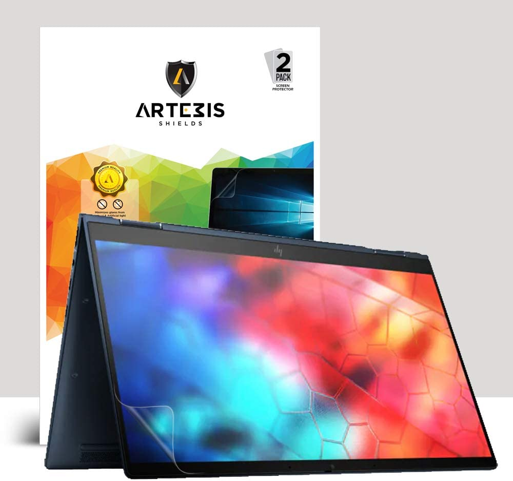 Matte Anti Glare Screen Protector With Full Screen Coverage for HP Elite Dragonfly 13.3 inch Notebook PC BY Artemis Shields [2 Pack]