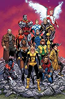 """X-Men Prime #1 by Lashley Poster (24"""" x 36"""") Rolled/New!"""