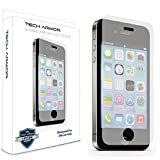 Tech Armor Premium Ballistic Glass Screen Protector for Apple iPhone 4 / 4s [1-pack]
