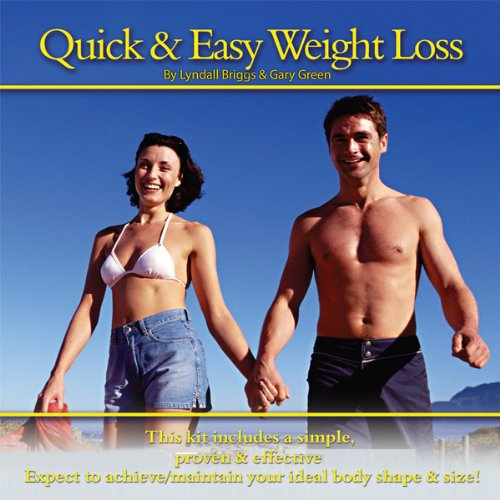 Quick & Easy Weight Loss audiobook cover art