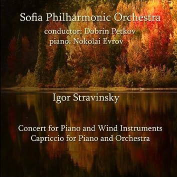 Igor Stravinsky: Selected Works