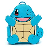 Loungefly Squirtle Cosplay Mini Backpack, blue, Standard