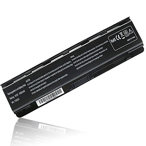 New Replacement PA5024U-1BRS Battery for Toshiba Satellite C55 C55-A C55T C55DT C55D C855 C855D L855 L875 P855 P875 S855 S875 Series Battery PA5109U-1BRS PA5026U-1BRS PABAS272-12 Months Warranty