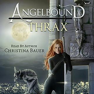 Thrax audiobook cover art