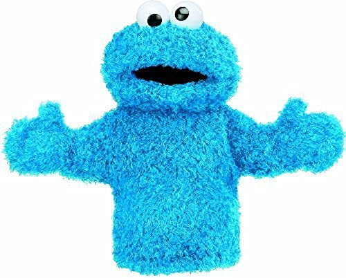 Gund Sesame Street Cookie Monster Hand Puppet by Rejects from Studios