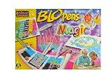 Colour workshop (AMEWI 300962) - Kit Creativo Blopens magic, 10 + 1