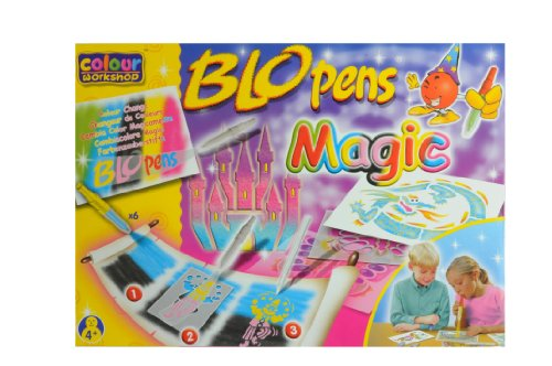 Colour Workshop  Magic Blopens Set