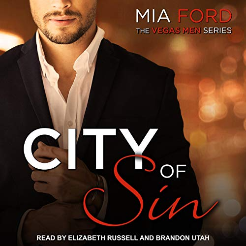 City of Sin audiobook cover art