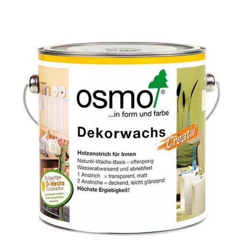 Osmo Dekorwachs Creativ 3188 Schnee 0,75 Liter